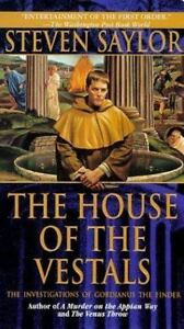 The House of the Vestals: The Investigations of Gordianus the Finder Novels... $4.05