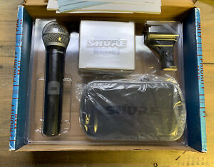Shure pg24 pg58 Wireless Microphone System H7 536 548 MHz $209.00