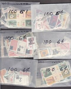 US MNH Discount Postage 600 x 06¢ = $36.00 Face Selling For $25.00