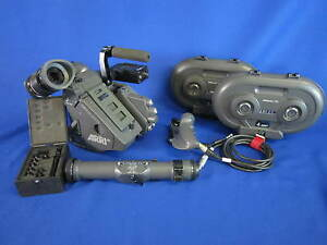 ARRI Arriflex 435ES w CEI Color IV Video Assist - 400' Magazines FV # 1 - Used