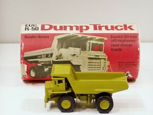 Euclid R50 Dump Truck 1 50 P.D.Jones Built Metal Kit