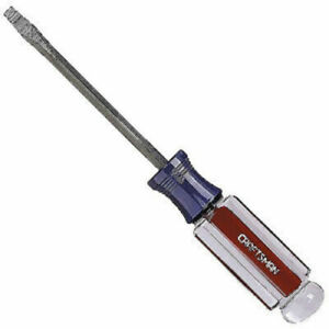 Craftsman Slotted Flat Tip Screwdrivers - Any Size - Wrenches Hand Tools