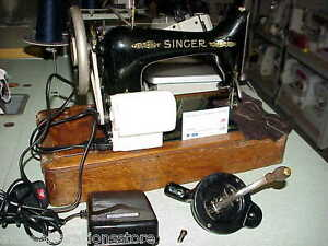 CONVERT YOUR OLD SEWING MACHINE TO ELECTRIC DRIVE.MotorSet Machine NOT supplied GBP 45.95