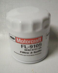 X3 AutoExtra Motorcraft FL910S Engine Oil Filters