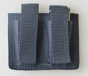 Double Magazine Pouch for SIG SAUER P238 & AMT BACKUP 380 Pistols - 5/6 Rounds