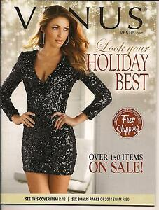 VENUS HOLIDAY BEST 2013 FINE CLOTHING CASUAL WEAR HIGH FASHION MODELS NICE