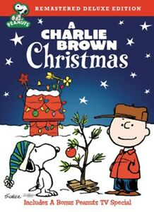 Charlie Brown Christmas poster print