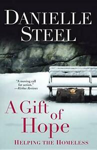 A Gift of Hope: Helping the Homeless by Danielle Steel (English) Paperback Book