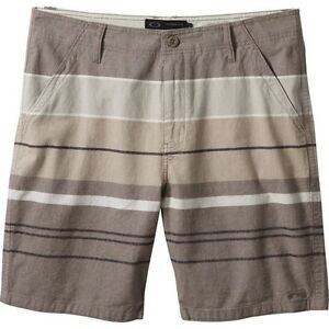 OAKLEY snowboard GOLF surf RUDDER SHORT gray fossil 34