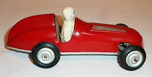 jrd france tin litho wind up 1950s grand