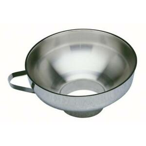 Norpro Stainless Steel Wide Mouth Canning Funnel #248