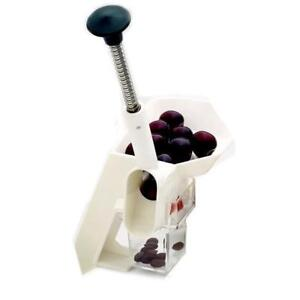 Norpro Auto Tray Deluxe Cherry Pitter Stoner Clamp Base #5120