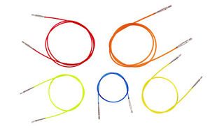 Knitter#x27;s Pride Colored Interchangeable Needle Cord 16quot; 20quot; 24quot; 32quot; 40quot; $7.98