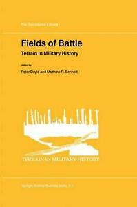 Fields of Battle: Terrain in Military History (English) Paperback Book Free Ship