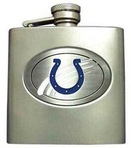 NFL Hip Flask Indianapolis Colts NEW