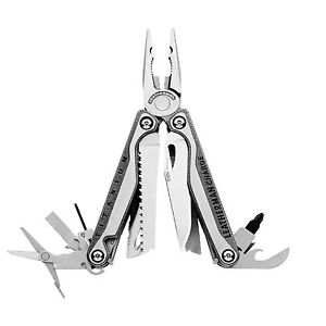 Leatherman 830683 Charge TTI Stainless Steel Multi-Tool with Nylon Sheath