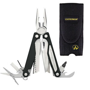 Leatherman 830663 Charge AL Stainless Steel 17-in-1 Multi-Tool with Sheath