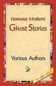 Famous Modern Ghost Stories English Hardcover Book Free Shipping $38.20