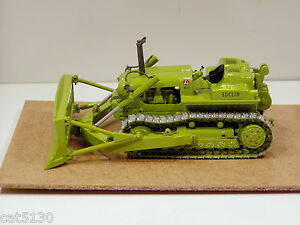 Euclid TC12 Dozer w Hyd Blade & CCU Winch 1 50 Black Rat Models