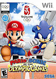 Nintendo Wii : Mario & Sonic at the Olympic Games VideoGames
