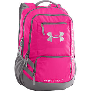 Under Armour Hustle Backpack II 22 Colors Business & Laptop Backpack NEW