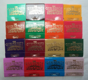 Scented Matches from The Original Incense Match Co: Huge Choice of Scents