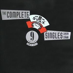 VARIOUS ARTISTS - THE COMPLETE STAXVOLT SINGLES 1959-1968 NEW CD