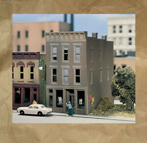 new bakery building kit by dpm n scale lot