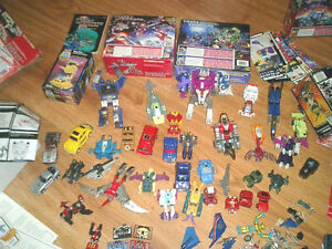 s transformers decals paperwork mixed lot
