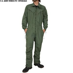 NEW CVC SUIT FLIGHT SUIT MENS genuine u.s. military army tankers coveralls