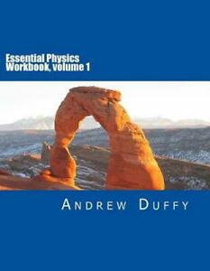 Essential Physics Workbook, Volume 1 by Andrew Duffy (English) Paperback Book Fr