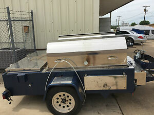 COOKING GRILL TRAILER