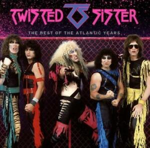 TWISTED SISTER BEST OF THE ATLANTIC YEARS NEW CD