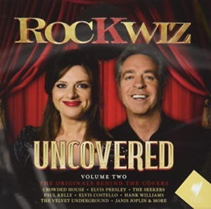 VARIOUS ARTISTS - ROCKWIZ UNCOVERED, VOL. 2 NEW CD