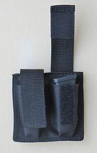 Double Magazine Pouch for GLOCK 42 & 43 Pistols Standard 6 Rounds