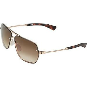 Under Armour 8600083-949627 Double Down Sunglasses wGold Frame