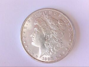 Nice Uncirculated 1889 Proof Like or Better Morgan Silver Dollar. BUY NOW $299.99