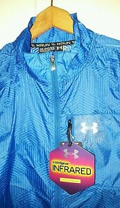 Under Armour Coldgear Infrared Running Jacket: 2XL (NWT - $99.99) 1248622