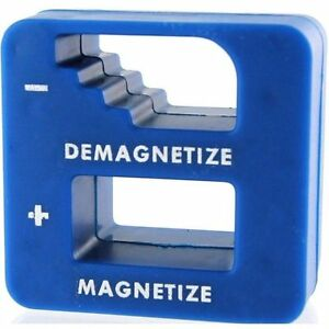 MAGNETIZER DEMAGNETIZER MAGNETIC TOOL FOR SCREWDRIVER TIPS SCREW BITS PICK UP US