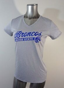 Bosie State Broncos Football women's athletic t-shirt M new