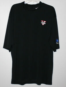 Valdosta State University Georgia NIKE Dri Fit Shirt CUSTOM Mens Size XXL #C12
