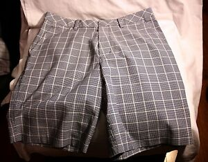NWT Ashworth Ez tech golf shorts size 34 NEW