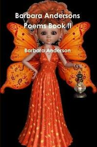 Barbara Andersons Poems Book II by Barbara Anderson (English) Paperback Book Fre