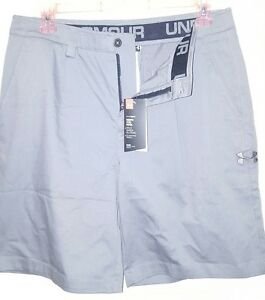 Under Armour Heatgear Performance Chino Shorts: 36 (NWT) 1261612