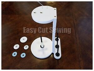 Universal THREAD Spool STAND EMBROIDERY Sewing Singer Brother Superior Quality $22.95