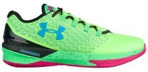 Under Armour Clutchfit Drive 3 Low - Men's Hyper GreenTropic PinkPrecision