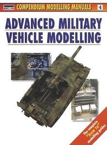 Advanced Military Vehicle Modelling by Jerry Scutts (English) Paperback Book Fre