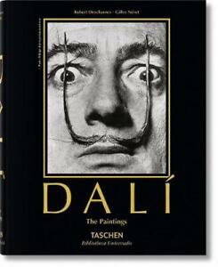 Salvador Dali: The Paintings by Robert Descharnes English Hardcover Book Free $20.18