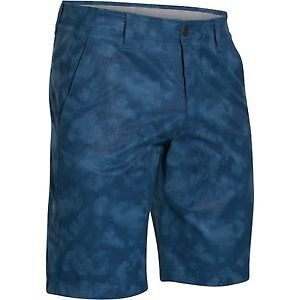Under Armour Men's Punch Shot Rover Short Academy 34