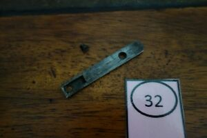 Winchester 1873 2nd Model Vintage Top Mortise Cover Rail With Screw RARE